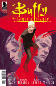 Buffy the Vampire Slayer Season 10 #12 cover