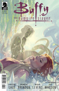 Buffy the Vampire Slayer Season 10 #13 cover