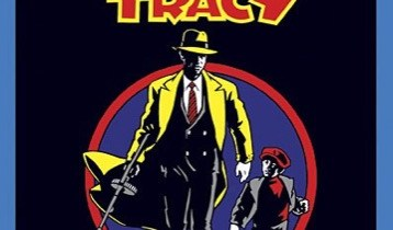 Dick Tracy Blu-ray cover