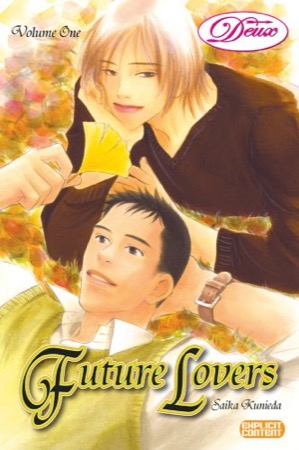 Future Lovers volume 1 cover