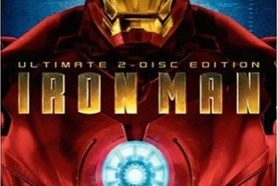 Iron Man Ultimate Edition cover
