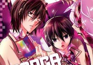 Manga Dogs Volume 1 cover