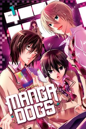 Manga Dogs Volume 1 cover