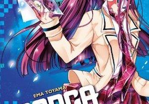 Manga Dogs Volume 2 cover