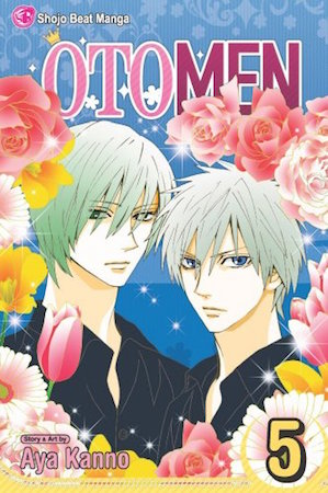 Otomen Volume 5 cover