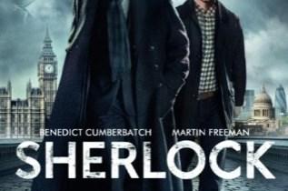 Sherlock Season 2 cover
