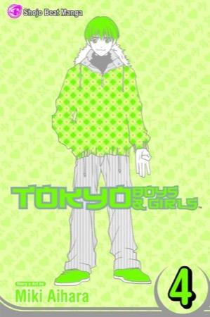 Tokyo Boys & Girls volume 4 cover