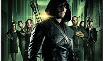 Arrow: The Complete Second Season cover