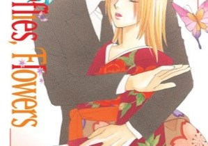 Butterflies, Flowers volume 1 cover
