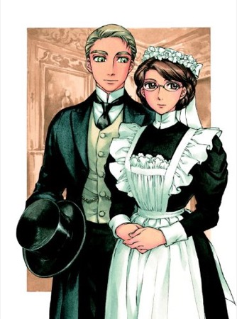 Emma volume 10 cover
