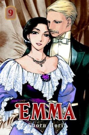 Emma volume 9 cover
