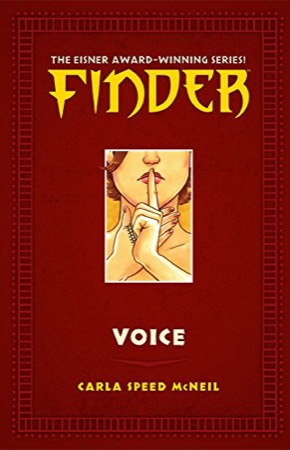 Finder: Voice cover