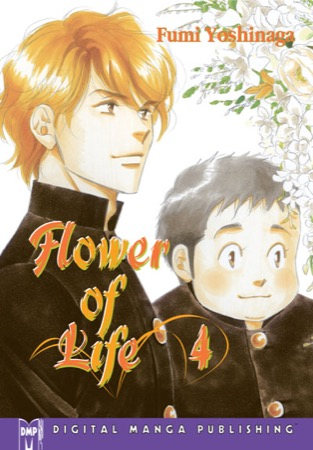 Flower of Life volume 4 cover