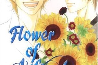 Flower of Life volume 1 cover