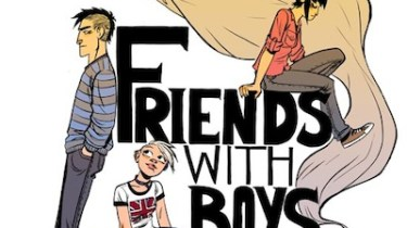 Friends With Boys promo by Faith Erin Hicks