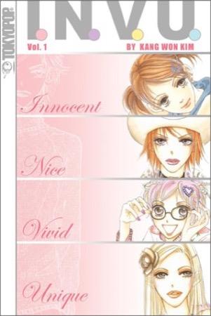 I.N.V.U. Book 1 cover