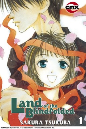 Land of the Blindfolded volume 1 cover