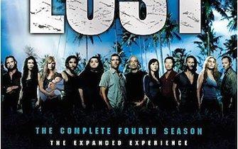 Lost Season 4 cover