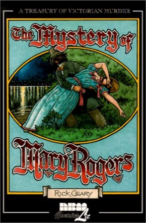 The Mystery of Mary Rogers cover
