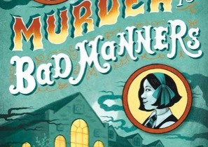 Murder Is Bad Manners cover