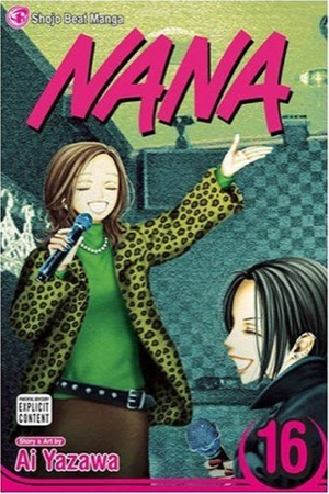 Nana volume 16 cover