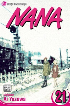Nana volume 21 cover