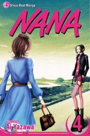 Nana volume 4 cover