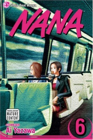 Nana volume 6 cover