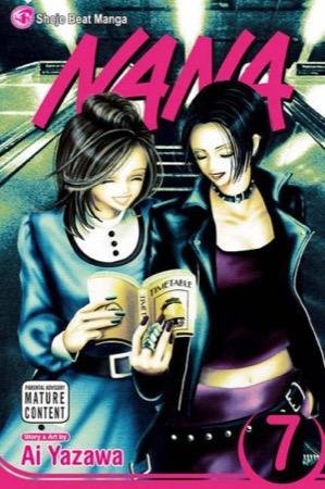 Nana volume 7 cover
