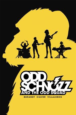 Odd Schnozz and the Odd Squad cover