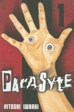 Parasyte volume 1 cover