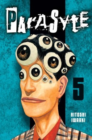 Parasyte volume 5 cover