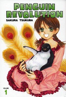 Penguin Revolution volume 1 cover