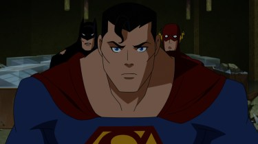 Superman in Justice League: Doom