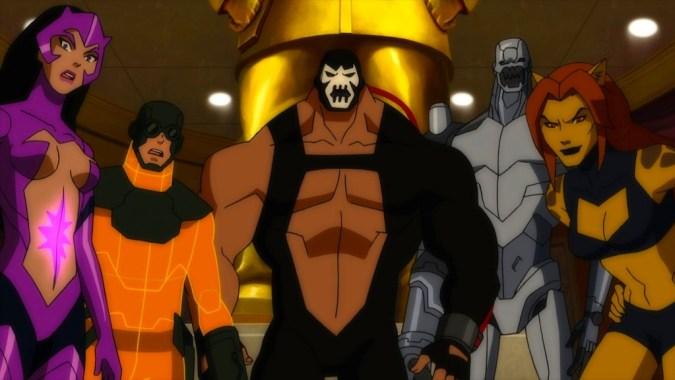 Justice League: Doom - Legion of Doom