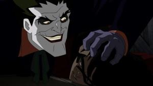 The Joker and Robin