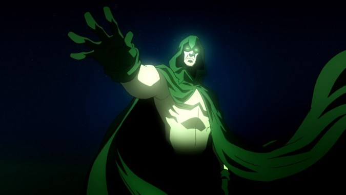 The Spectre, voiced by Gary Cole