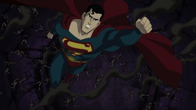 Superman in Superman: Unbound