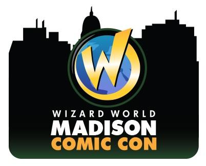 Wizard World Madison logo