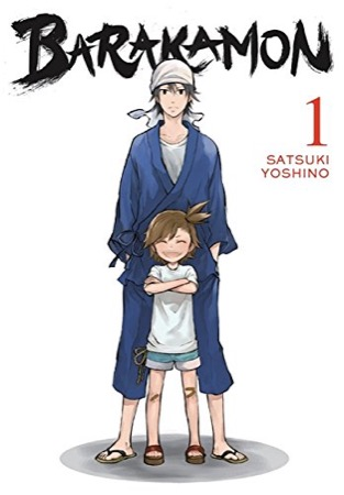Barakamon Volume 1