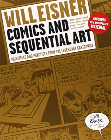 Comics and Sequential Art cover