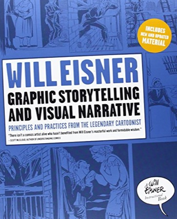 Graphic Storytelling and Visual Narrative cover