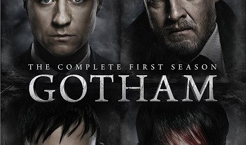 Gotham on Blu-ray