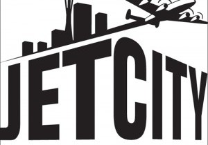 Jet City Comics logo