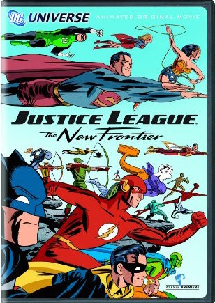 Justice League: The New Frontier cover
