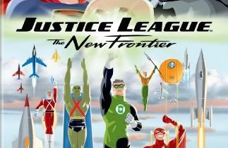 Justice League: The New Frontier (Two-Disc Special Edition) cover