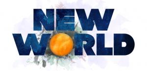 New World logo