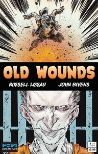 Old Wounds #3 cover