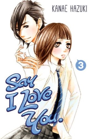 Say I Love You volume 3