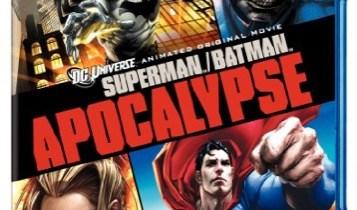 Superman/Batman: Apocalypse cover